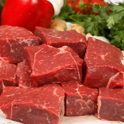 Diced Beef from Midland Foods